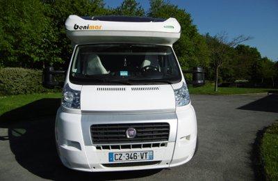 Camping-car Profilé Benimar Mileo 200 en location à Bressuire