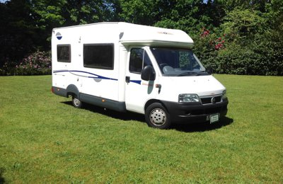 Motorhome Low profile Ci Carioca 644 For hire in Longford