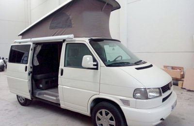 Camper Volkswagen T4 California 2.5Tdi en lloguer a Bellavista