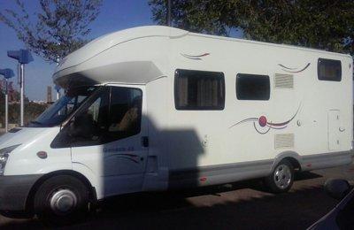 Autocaravana Perfilada Challenger Genesis 48 En alquiler en Palma De Mallorca