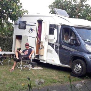Viaggio Camper Semintegrale - Remy
