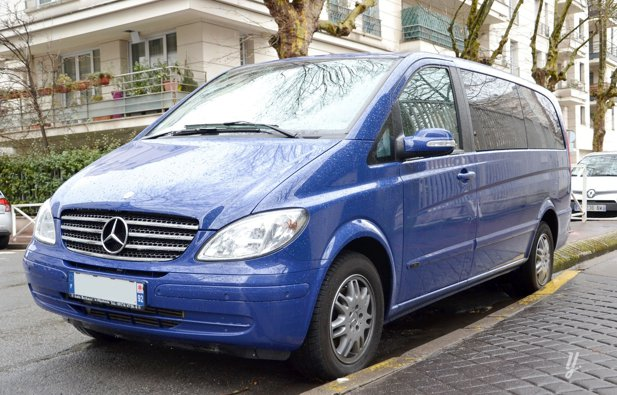 Rental Camper - Montrouge - Mercedes Viano Fun Long 2007 | Yescapa on
