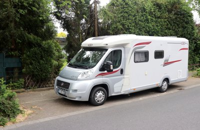 Wohnmobil Vollintegriert Lmc Liberty zu vermieten in Recklinghausen
