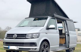 Liverpool's Motorhome or Campervan Hire | Yescapa