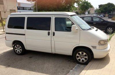 Converted van Volskwagen California Beach T4 For rent in Can Pastilla