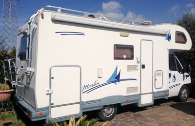 RV Coachbuilt Elnag Marlin65G For rent in Roma
