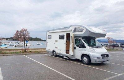 Camping-car Capucine Eura Mobil 690 en location à Six-Fours-Les-Plages