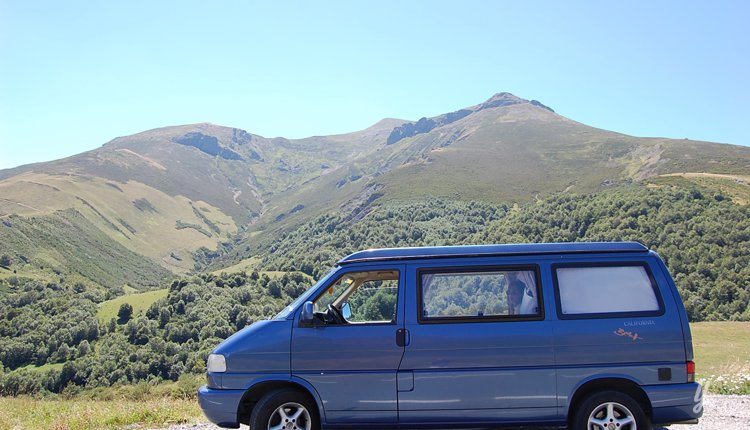 Foto de Camper Vw California Beach