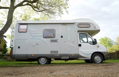 RV Coachbuilt Hymer C524 For rent in Maidstone