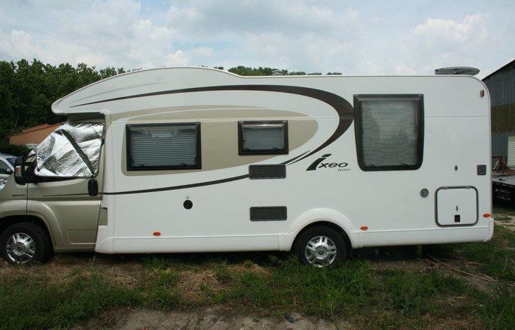 Photo du Camping-car Profilé Burstner It 720 Pl