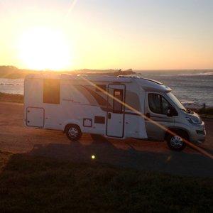 Viaggio Camper Semintegrale - Eric