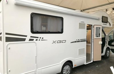 RV Coachbuilt Xgo Dynamic 95 For rent in Gaggino