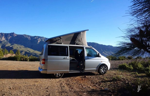 Camper Volkswagen California T5 California rental