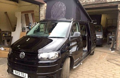 Converted van Vw T32 For rent in Hyde