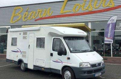 Camping-car Profilé Challenger 311 en location à Labastide-Monréjeau