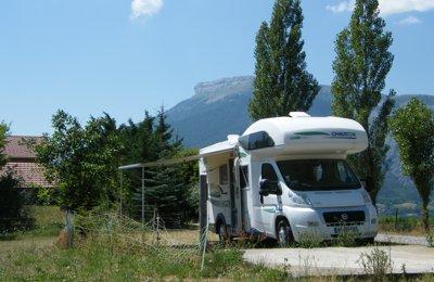 Camping-car Capucine Chausson Welcome 17 en location à Oraison
