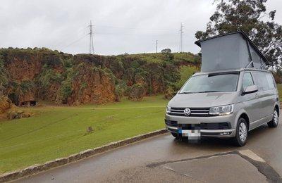 Campingbus Volkswagen California Ocean zu vermieten in Madrid