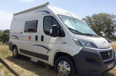 Campervan Fiat Menfis Van 1 em aluguer em Cm1158 7000-201