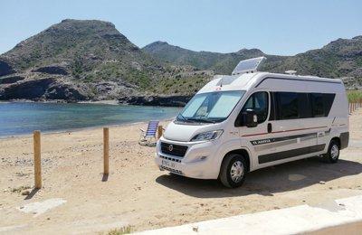 alquiler de autocaravanas y furgonetas camper - albacete | yescapa
