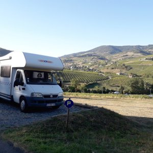 Coachbuilt RV rental - Pascal
