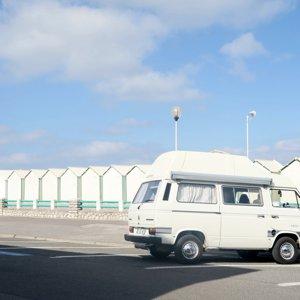 Campervan rental - Simon