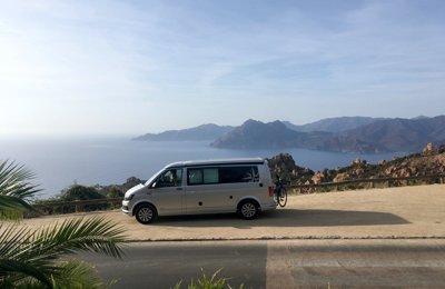 Van Volkswagen Kepler en location à Isle-Aumont