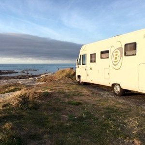 A-class RV rental - Marianne