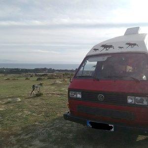 Camper rental - Kévin