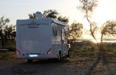 Camping-car Profilé Chausson 610 Welcome en location à Six-Fours-Les-Plages