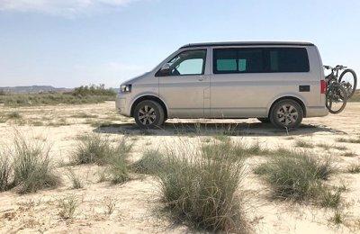 Camper Volkswagen California Confort For rent in Anglet