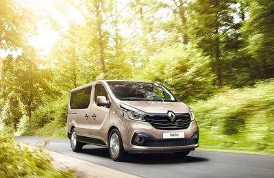 Van Renault Trafic Cagliari L1 condiviso a Elmas