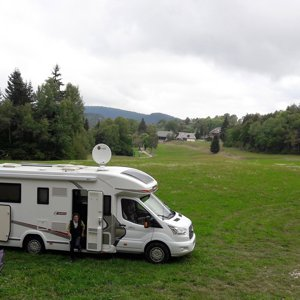 Location Camping-car Profilé - Michel