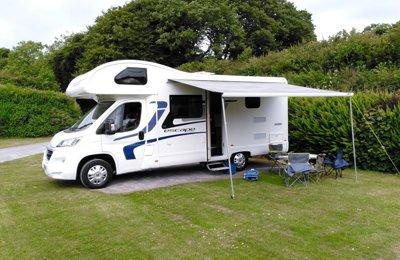 Motorhome Coachbuilt Swift Escape 696 For hire in Ashcott
