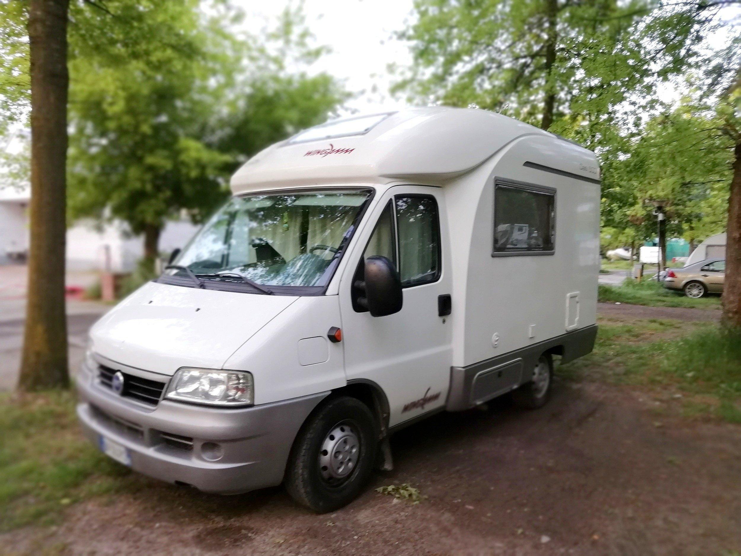 FIAT Ducato per roulotte Adattatore per tetto auto camper caravan 40 x 40 cm
