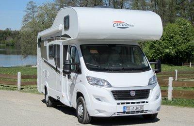 Wohnmobil Alkoven Carado A361 zu vermieten in Rohrdorf