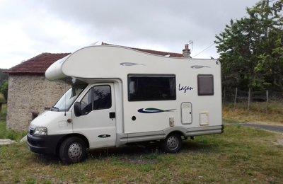 Camping-car Capucine Fiat Ducato Mac Louis 410 en location à Montpellier