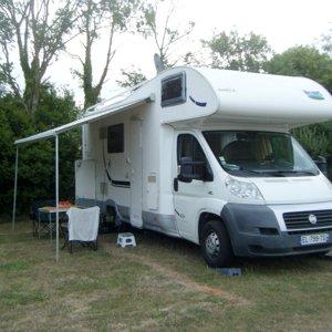 Coachbuilt motorhome rental - Pascal