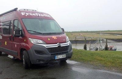 Kastenwagen Poessl 2Win Plus zu vermieten in Waldenbuch