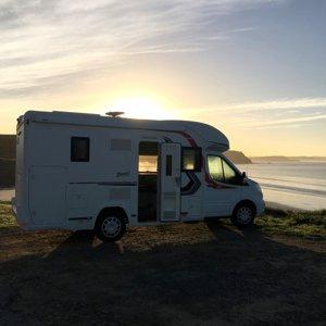 Viaggio Camper Semintegrale - Jeremy