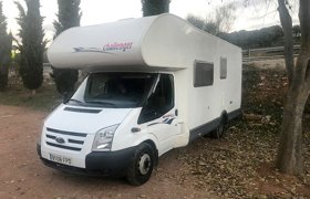d83cbce9ee Motorhome Coachbuilt Ford Transit For hire in Villares Del Saz