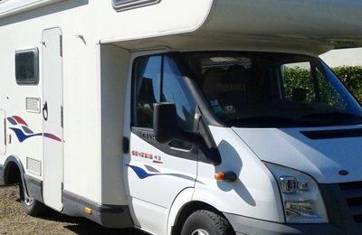 Camping-car Capucine Challenger Genesis en location à Digoin