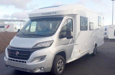 Camping-car Profilé Fleurette Magister 74 Lms 50 Édition en location à Saint-Quentin