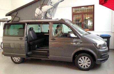 Campervan Vw Multivan zu vermieten in Stuttgart