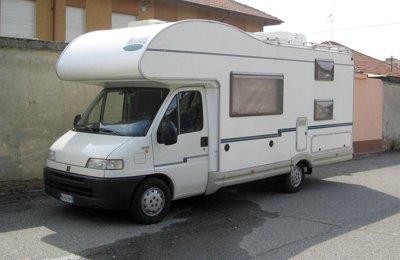 Camper Mansardato Mc Louis 560 condiviso a Alpignano