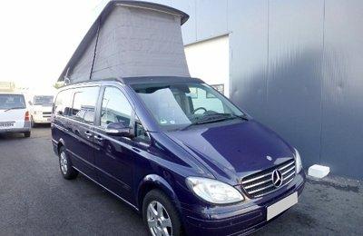 None Mercedes Marco Polo Viano en location à Paris