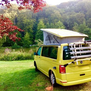 Standort Campingbus - Alison