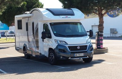 RV Low profile Roller Team Granduca 265 Tl For rent in Les Ulis