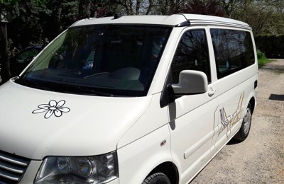 Camper Volkswagen California Coast For rent in Marseille