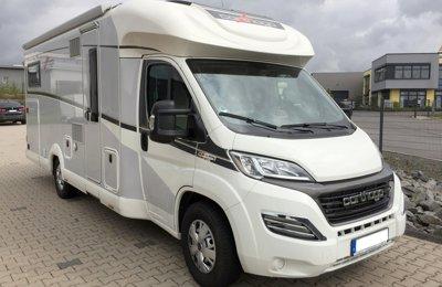 Camping-car Profilé Carthago C-Tourer T149 en location à Köln
