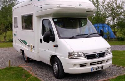 RV Coachbuilt Avondale Sea Spirit For rent in Barwick In Elmet